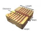 压铸模具排气技术——浪板排气(一)(46) (1166播放)
