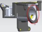 压铸件工艺性评估—图案、文字、加工余量、公差、精度(23) (721播放)