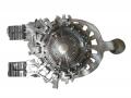 离合器前盖-漏气气孔 (4人学习)